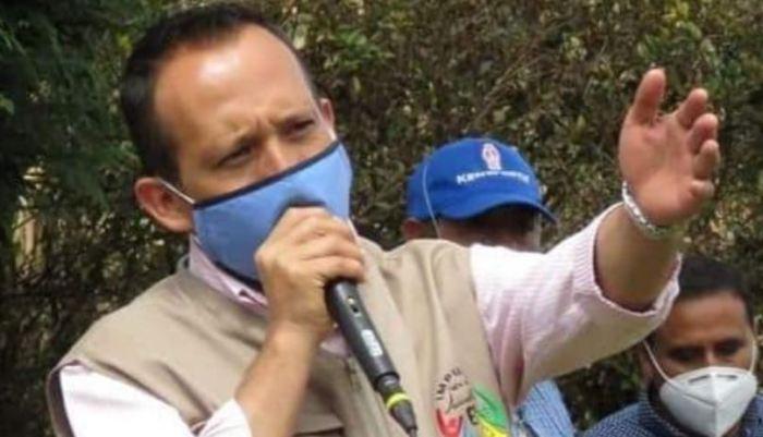 Proceso autoridades electorales Erick Carbajal