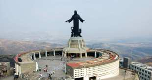 Reabre Santuario Nacional de Cristo Rey en Guanajuato con medidas