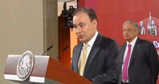 Se 'despide' Alfonso Durazo con delitos al alza; va por gubernatura de Sonora