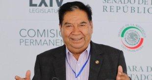 Muere senador Joel Molina por Covid; el martes fue a sesión