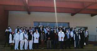 Reconocen personal Hospital General Tulancingo