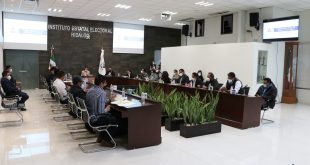 Partidos fijan postura en inicio de cómputo de votos de IEEH