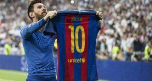 Messi último clásico Barcelona