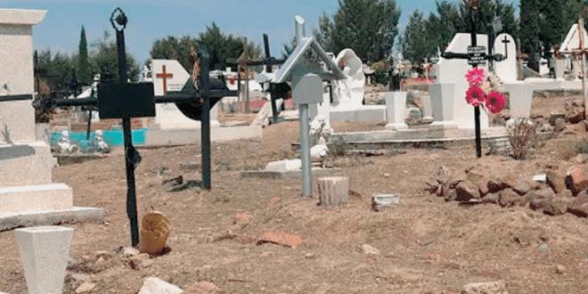 amarillo apertura cementerio Pachuca Concejo