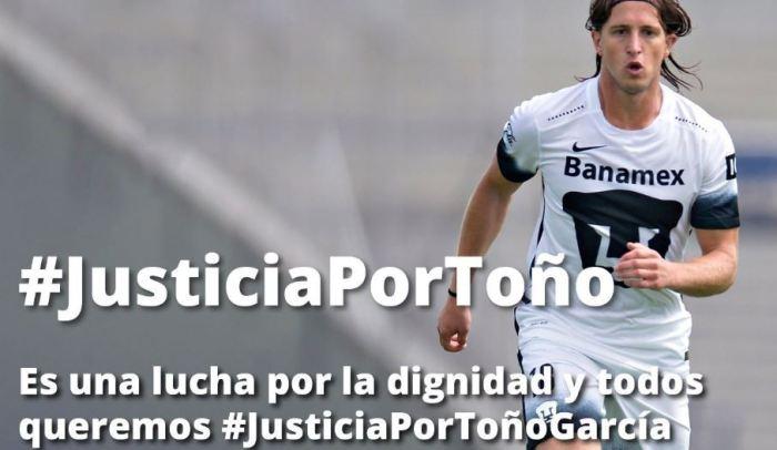 Muestran jugadores de los Tuzos respaldo a Toño García