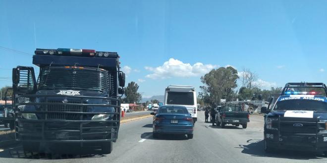 Desmiente SSP balaceras y grupos de choque en casillas de Ixmiquilpan