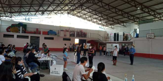 Un tercio de los votantes de San Bartolo vive fuera del municipio