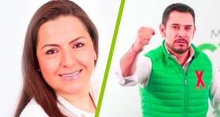 Candidata de MC se sumará a proyecto de Israel Félix