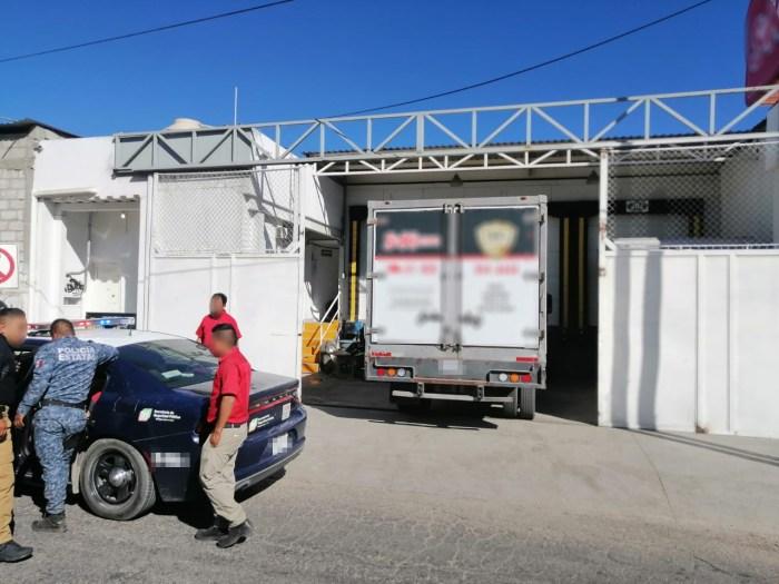 Detienen a presunto asaltante de la Central de Abastos, en Pachuca