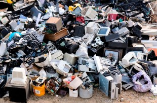 Semarnath recibe basura electrónica en Pachuca: conoce horarios