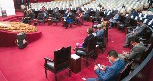 Congreso gobierno informar recaudación Hoy no Circula