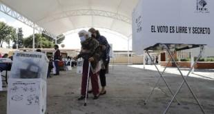 """Domingo comicios """"histórico"""" Hidalgo pandemia"""