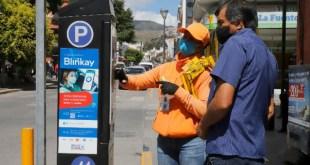 pandemia sigue cobro parquímetros Pachuca