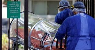 Registran 26 fallecimientos por Covid-19 en las últimas horas en Hidalgo