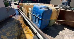 Decomisan material elaborar drogas Tepeji del Río