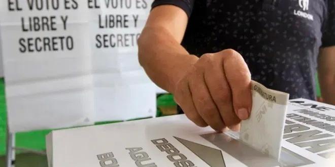 Histórica jornada electoral domingo Hidalgo