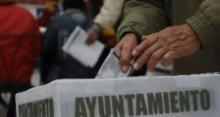 Pachuca acuden urnas pese pandemia