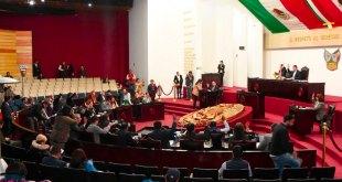 Fechas comparecerán secretarios Congreso de Hidalgo