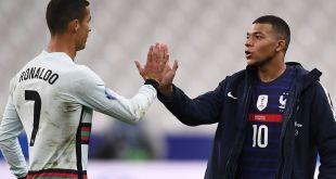 La fotografía de Cristiano Ronaldo que preocupa a Portugal y Francia