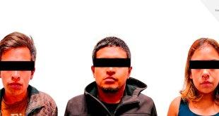 intento robo taxi detienen Mineral de la Reforma