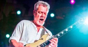 Confirman muerte guitarrista Eddie Van Halen