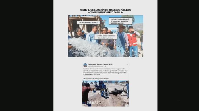 Por actos anticipados, anulan la elección en Ixmiquilpan