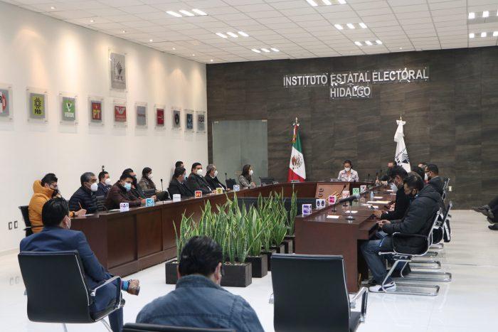 Falta asignar pluriediles en seis municipios de Hidalgo