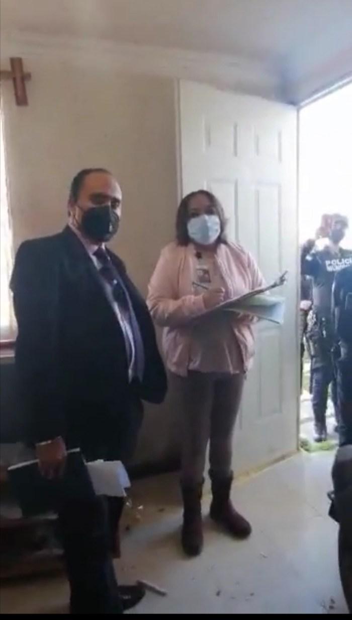 Embargan préstamo familia Tulancingo notificada