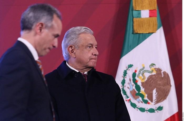Gatell dice que cubrebocas no es indispensable: López Obrador