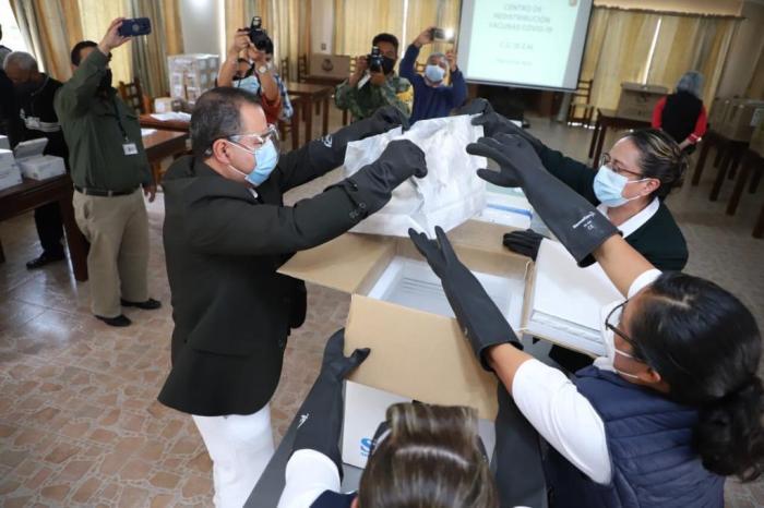 Llegarían 975 vacunas a Hidalgo hoy, en la segunda entrega