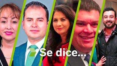 Se dice... que buscan candidatura, Zenón Rosas y Noé Zapata