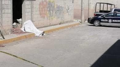 En Pachuca, encuentran sin vida a sujeto en situación de calle