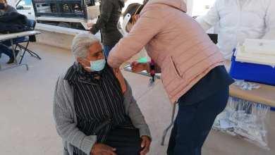 Comienza vacunación anticovid en Atitalaquia; confían en su efectividad