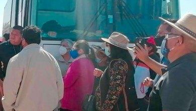 Protestan Tizayuca exigir servicio agua