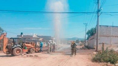 Se produce fuga de éter en Texcaltepec, comunidad de Cuautepec