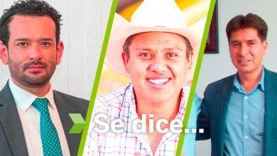 Se dice... que Eduardo Iturbe, Reginaldo González y Ricardo Olguín