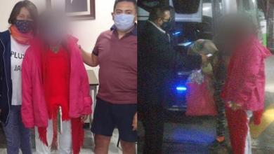 Joven de Tamaulipas se encontraba en Mixquiahuala; ya volvió a casa