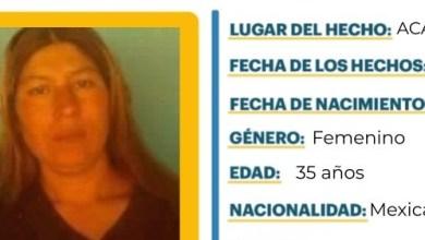 Se busca a Andrea Rodríguez; se extravió en Acatlán