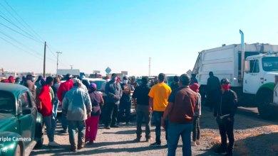 Organizaciones Tizayuca bloquean México-Pachuca