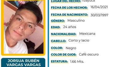 busca Rubén Vargas extravió Tizayuca
