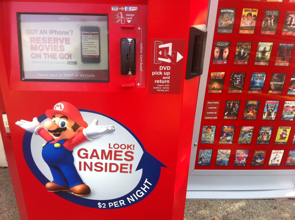 CHICAGO, Nov. 27, /PRNewswire/ -- Redbox, America's leading destination for new-release movie and video game rentals, this week celebrates 15 years of making home entertainment affordable and.