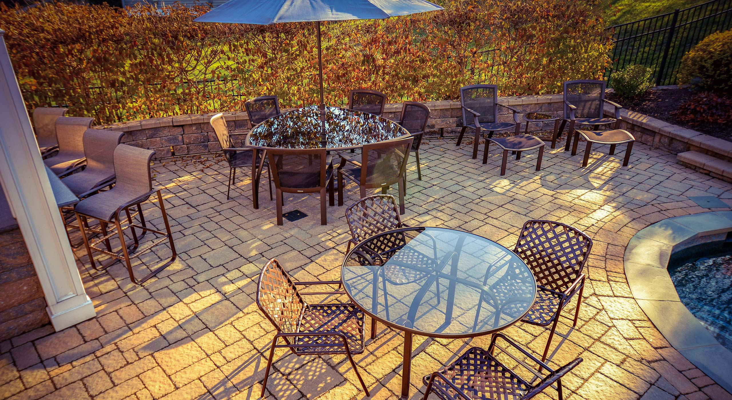 outdoor furniture repair criterion