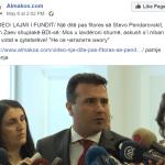 Almakos: Një ditë pas fitores së Pendarovskit, Zaev shuplakë BDI-së: Mos u lavdëroni shumë!