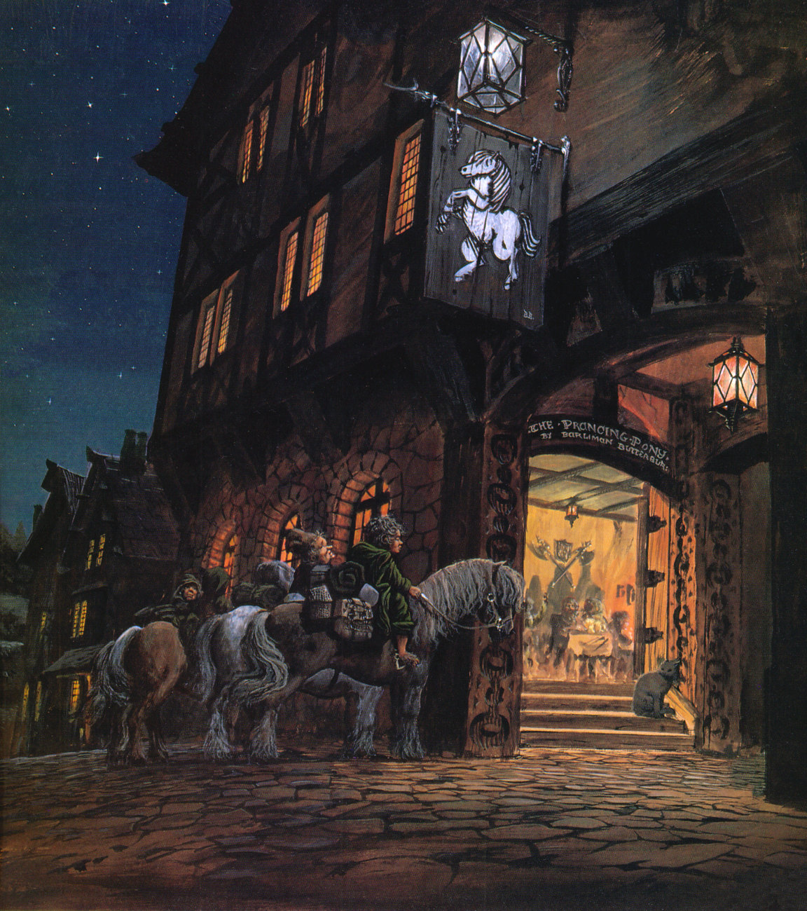At the Sign of the Prancing Pony | RPG Jeuxvidéo