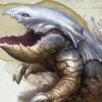 """Dungeons & Dragons """"Monster Manual"""" Preview: The Bulette!"""