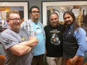 Sentinel Comics RPG Design Team