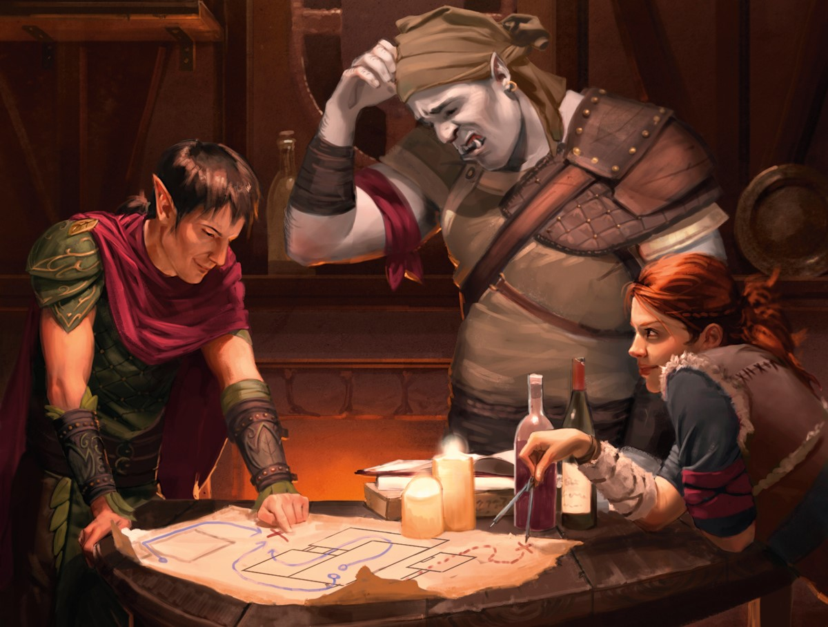 Skill Challenges in 5th Edition D&D — Critical Hits