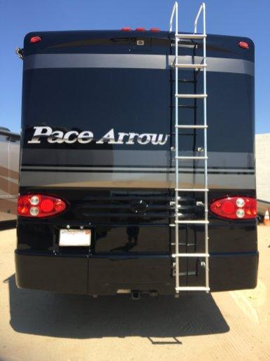 pace arrow repaint