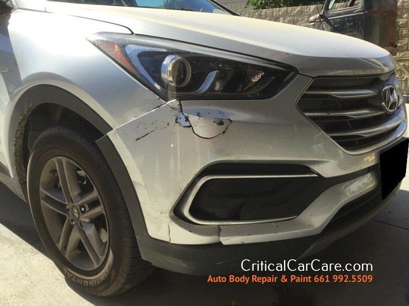 auto body repair paint critical car care 661 992.5509