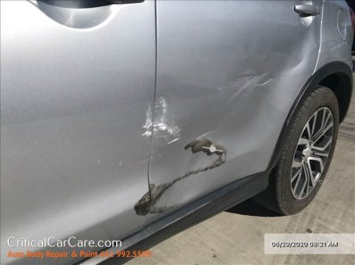 Critical Car Care auto body repair